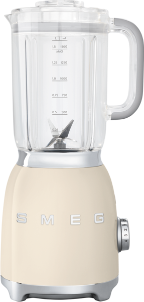 Smeg 800W Blender - Cream BLF01CRAU