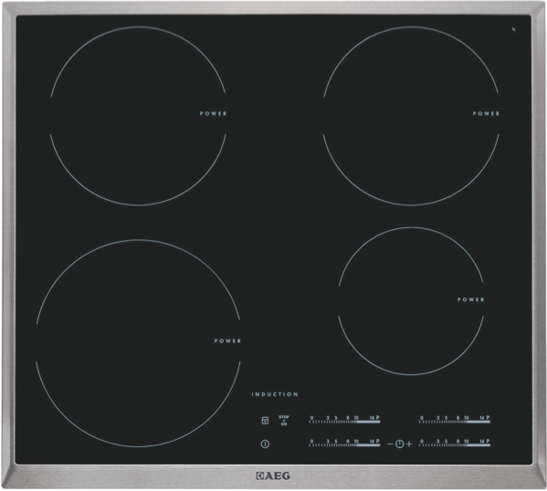 AEG 58cm Induction Cooktop HK654200XB