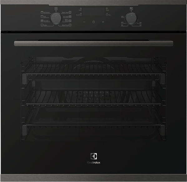 Electrolux 60cm Single Electric Oven EVE614DSD