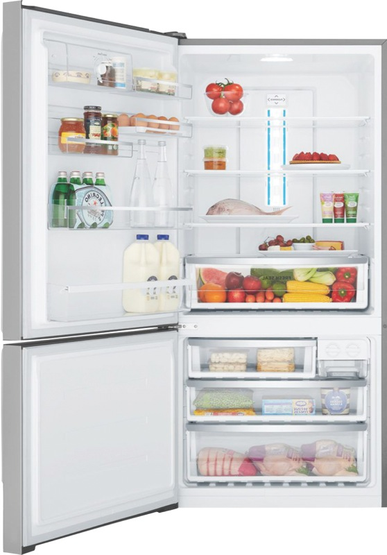 Westinghouse 528L Bottom Mount Fridge WBE5304SBL