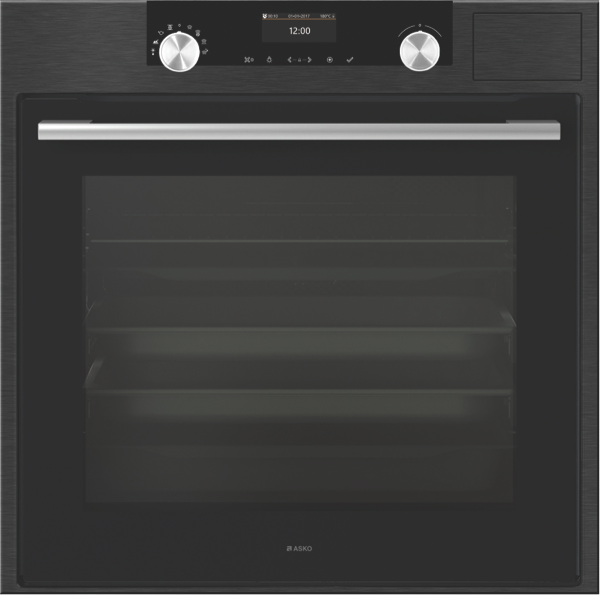 Asko 60cm Built-in Combi Steam Oven OCS8664B
