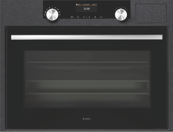 Asko 45cm Built-in Combi-Steam Oven OCS8464B