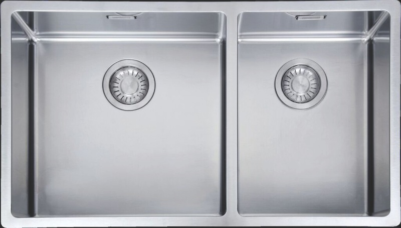 Franke Bolero 1 & 1/2 Bowl Sink BOX2204229