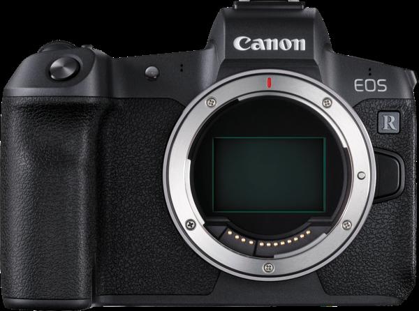 Canon EOS R Mirrorless Camera (Body Only) EOS R
