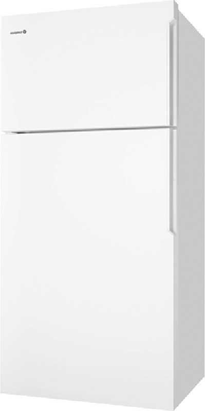 Westinghouse 536L Top Mount Fridge WTB5400WBL