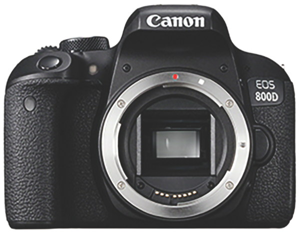 Canon EOS 800D Digital SLR Camera (Body Only) 800D