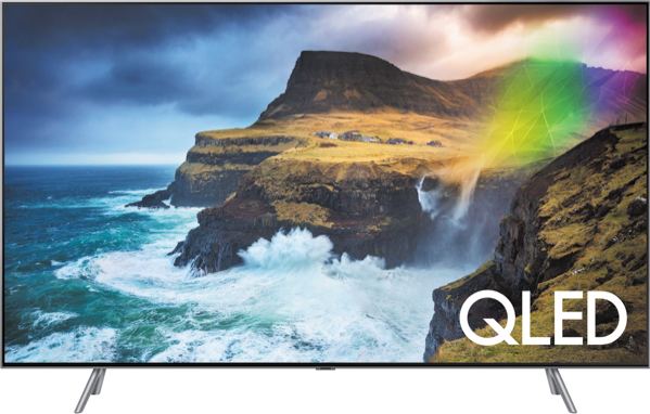 Samsung 75″ 4K Ultra HD Smart QLED TV QA75Q75RAWXXY