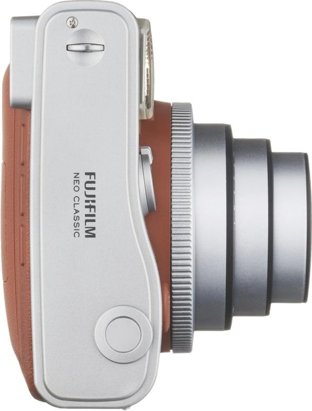 Fujifilm Instax Mini 90 Neo Classic Instant Camera – Brown 84616