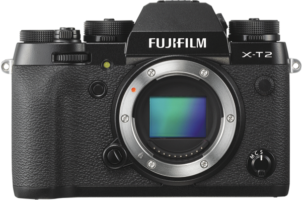 Fujifilm Mirrorless Camera XT2BlackBody