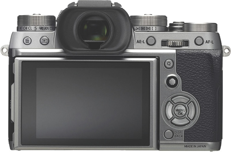 Fujifilm Mirrorless Camera XT2SilverBody