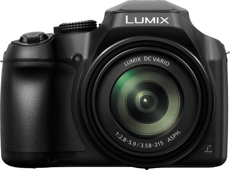 Panasonic 18.1MP 60X Zoom 4K Camera DCFZ80GNK