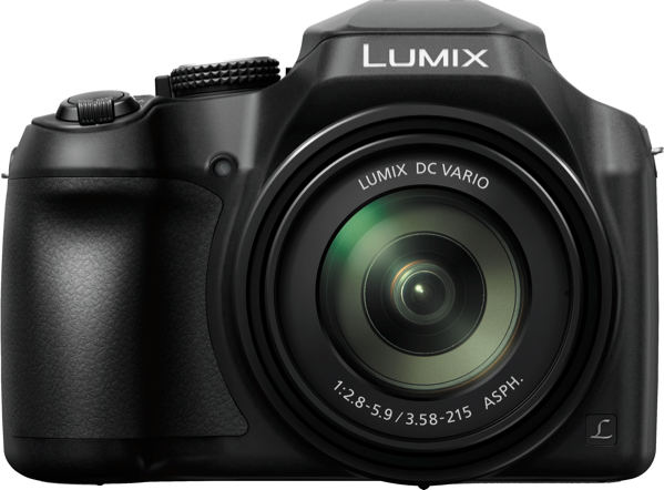 Panasonic 18.1MP 60X Zoom 4K Camera DCFZ80GNK