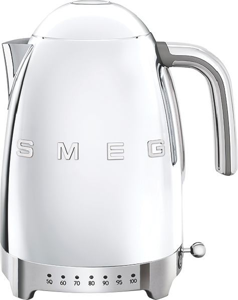 Smeg Variable Temperature Kettle - Stainless Steel KLF04SSAU
