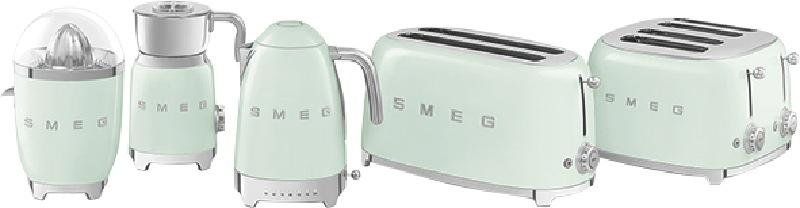 Smeg Variable Temperature Kettle - Pastel Green KLF04PGAU