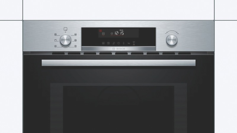 Bosch Series 6 Built-in Microwave with Hotair CMA585MS0A