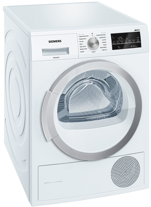 Siemens 9kg Heat Pump Dryer WT45W460AU