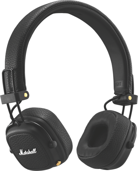 Marshall Major III Headphones - Black 04092182