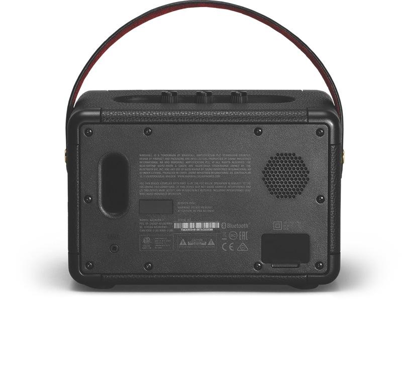 Marshall Kilburn II Bluetooth Speaker - Black 1001896