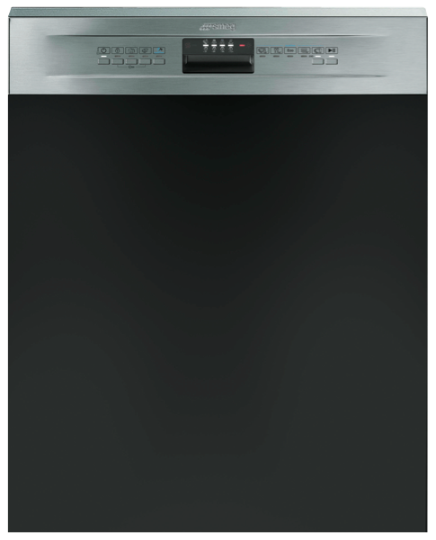 Smeg 60cm Semi-integrated dishwasher DWAI6314X2