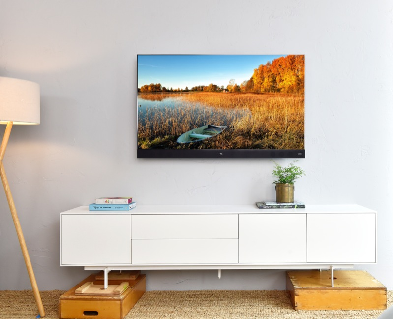 TCL 65″ Ultra HD Smart QLED TV with Artificial Intelligence 65X7