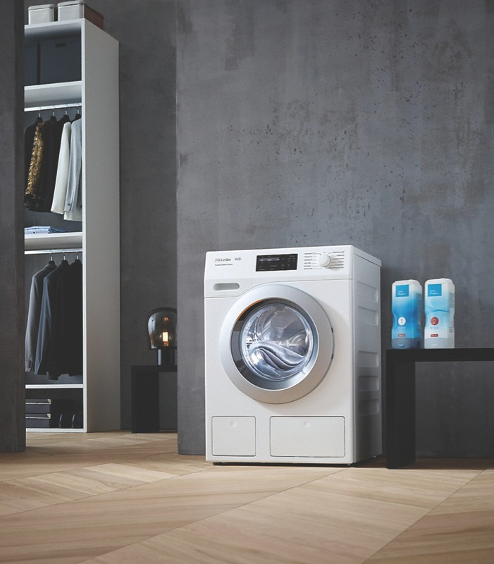 Miele 8kg Front Load Washer WCE670