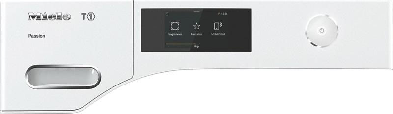 Miele 9kg Heat Pump Dryer TWV680WP