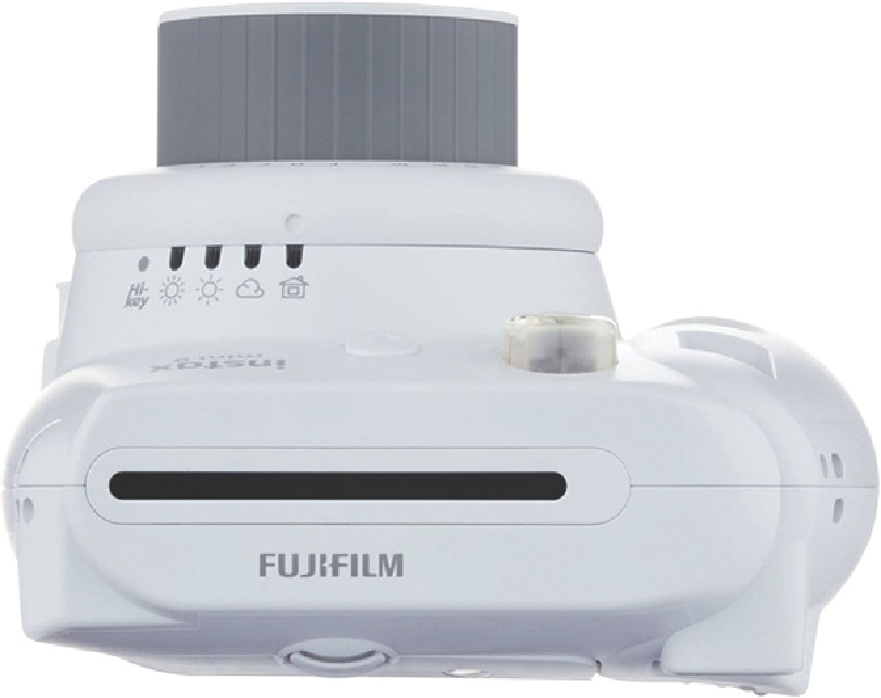 Fujifilm Instant Camera Instax Mini 9 Camera Smokey White