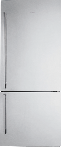 Samsung 458L Bottom Mount Fridge - Stainless Steel SRL458ELS