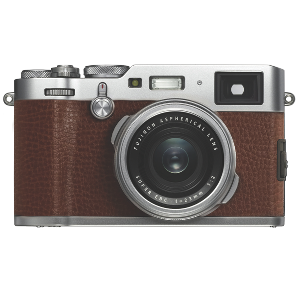 Fujifilm X100F BROWN 74336