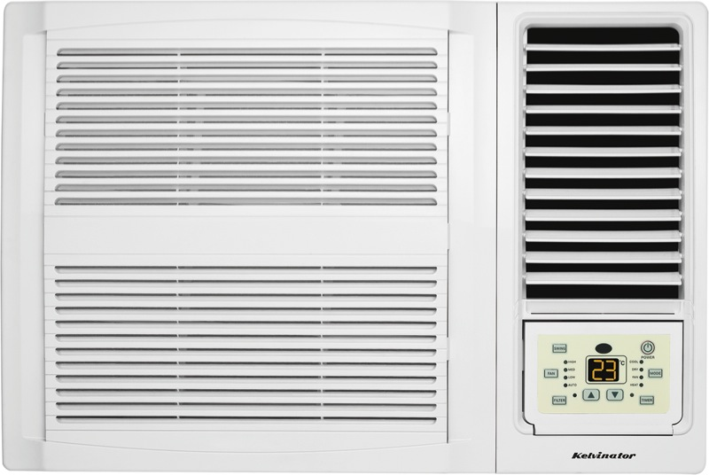 Kelvinator 2.7kW Cooling Only Window/Wall Air Conditioner KWH26CRE