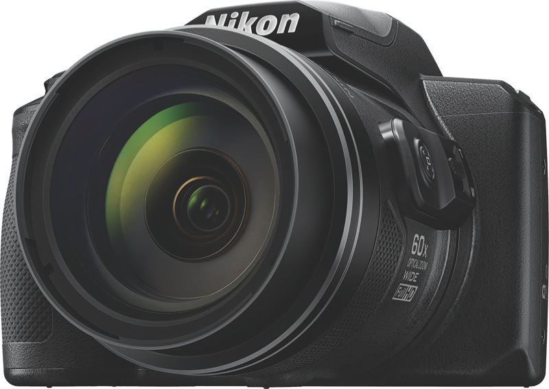 Nikon Coolpix B600 Compact Digital Camera – Black VQA090AA