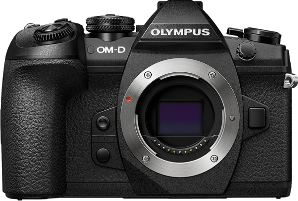 Olympus OM-D E-M1 Mark II Mirrorless Camera (Body Only) OM-D E-M1 Mark II Body only (Black)