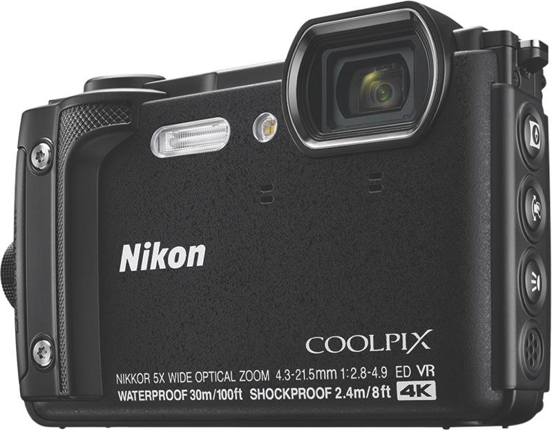 Nikon Coolpix W300 Compact Digital Camera 851070