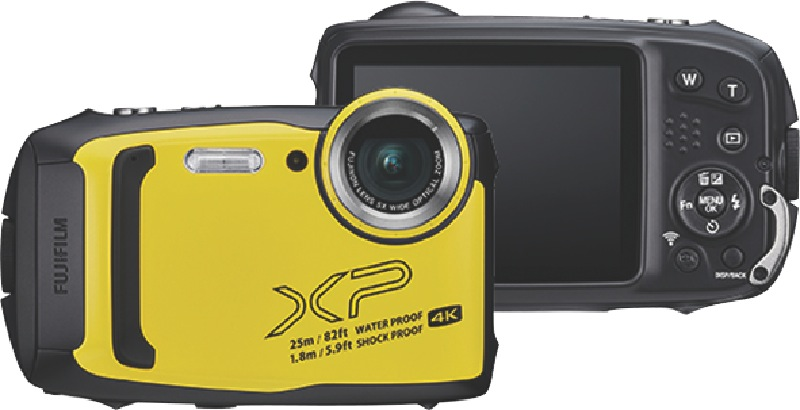 Fujifilm XP140 Yellow 74363