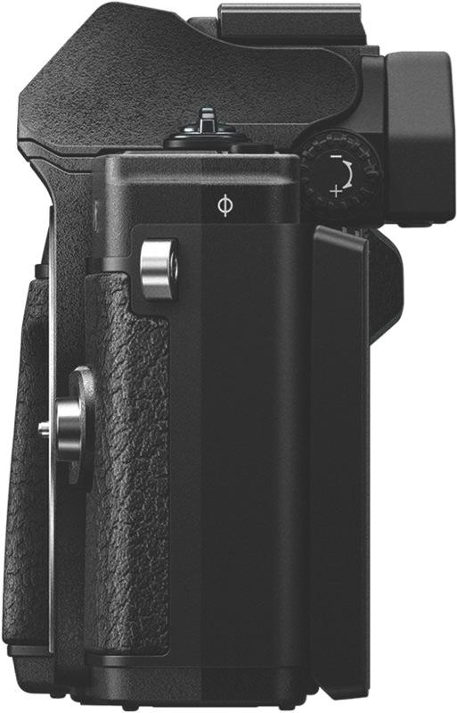 Olympus OM-D E-M10 Mark III Mirrorless Camera + 14-42mm Lens Kit OM-D E-M10 Mark III SLK Black