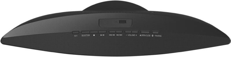 Panasonic Micro Hi-Fi System SCHC200GNK