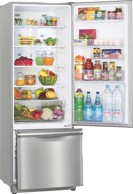 Fisher & Paykel 309L Bottom Mount Fridge MRBF390EKSTA
