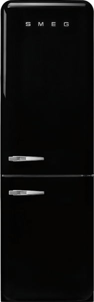 326L Bottom Mount Fridge - Black FAB32RBLNA1
