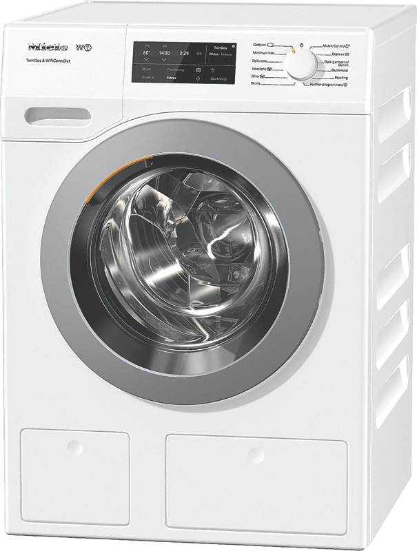 8kg Front Load Washer WCE670