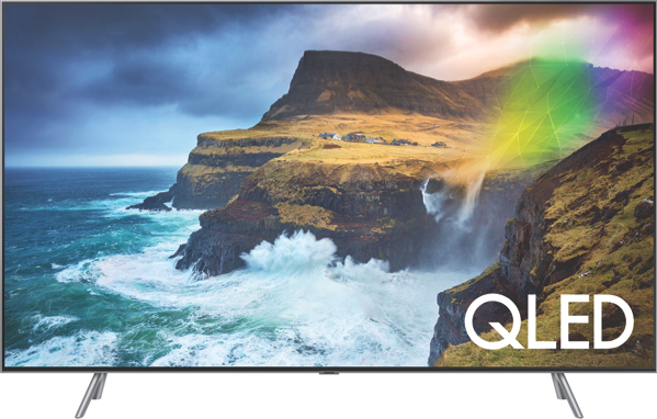 Samsung 65″ 4K Ultra HD Smart QLED TV QA65Q75RAWXXY