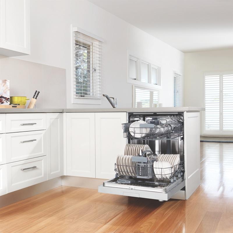 Westinghouse 60cm Freestanding Dishwasher - Stainless Steel WSF6602XA