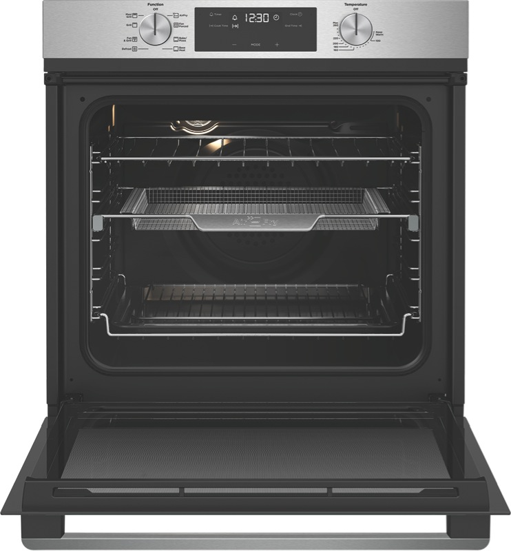 Westinghouse 60cm Built-In Oven - Stainless Steel WVE616SC