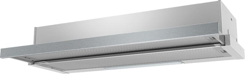Westinghouse 90cm Slide Out Rangehood - Stainless Steel WRR904SB