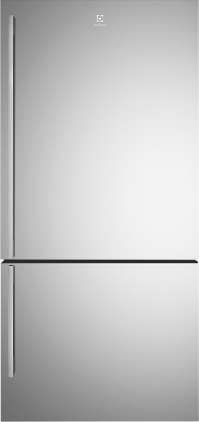 Electrolux 529L Bottom Mount Fridge - Stainless Steel EBE5307SBR