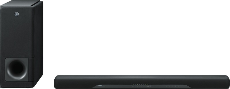 Yamaha Soundbar with Wireless Subwoofer YAS207B