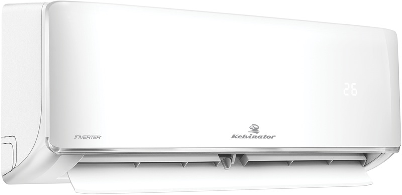 Kelvinator C2.5kW H3.2kW Reverse Cycle Split System Air Conditioner KSV25HWH