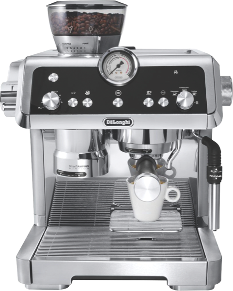DeLonghi La Specialista Pump Coffee Machine EC9335M