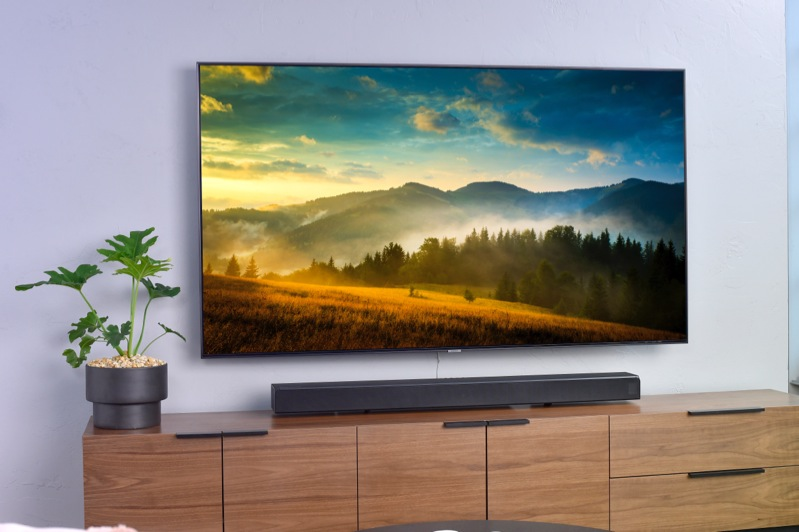 Samsung 75″ 4K Ultra HD Smart QLED TV QA75Q80RAWXXY