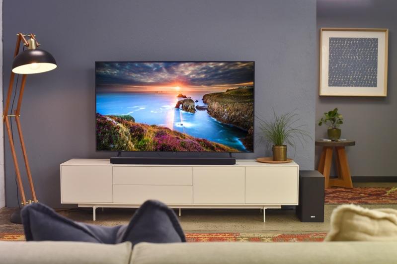65″ 4K Ultra HD Smart QLED TV QA65Q60RAWXXY