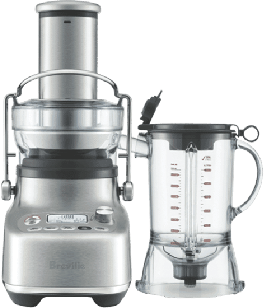 The 3X Bluicer Juicer Pro BJB815BSS